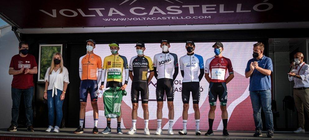 Llaneras gana la primera etapa de la Volta a Castellón