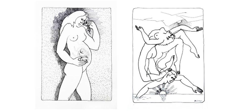 Pinos y Bolumar publican un poemario ilustrado que empieza con A