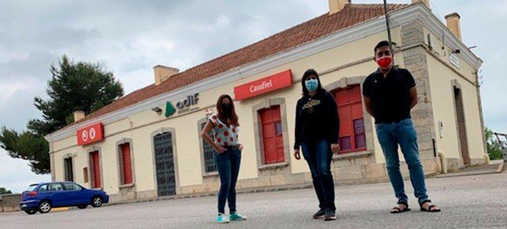 Compromís reclama ampliar la línea C5 hasta Barracas y Teruel