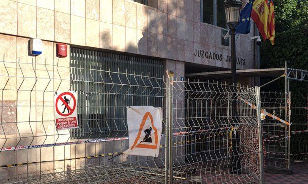 Justicia invierte 80.000 € en poner ascensor y mejorar el Juzgado de Segorbe