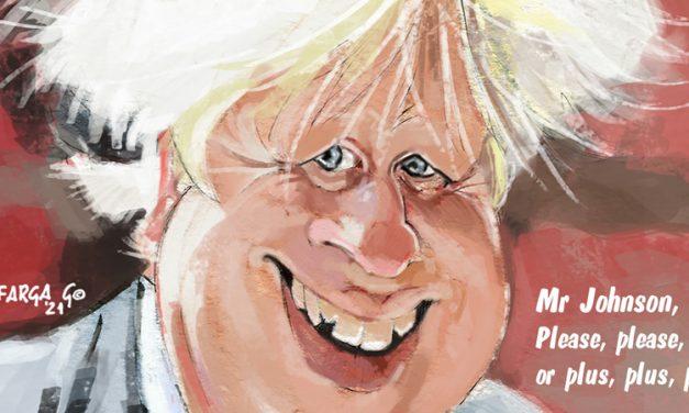 «Mr Johnson»