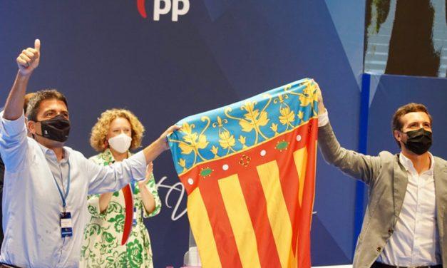 Carlos Mazón es el nuevo presidente  del PP en la Comunitat