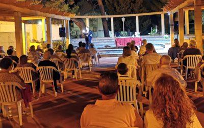 Navajas celebró con éxito el XIII Encuentro de Poesía