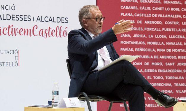 Diputación quiere gestionar los fondos europeos concedidos a los pueblos pequeños