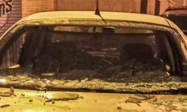 Anoche tuvo lugar una pelea por 5 € en la plaza del Almudín de Segorbe