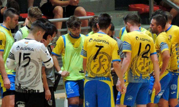 El Viveros Mas de Valero acusó una derrota frente al Ripollet