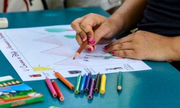 Más de 80 niños participan en el Concurso de Dibujo de la Sociedad de Caza