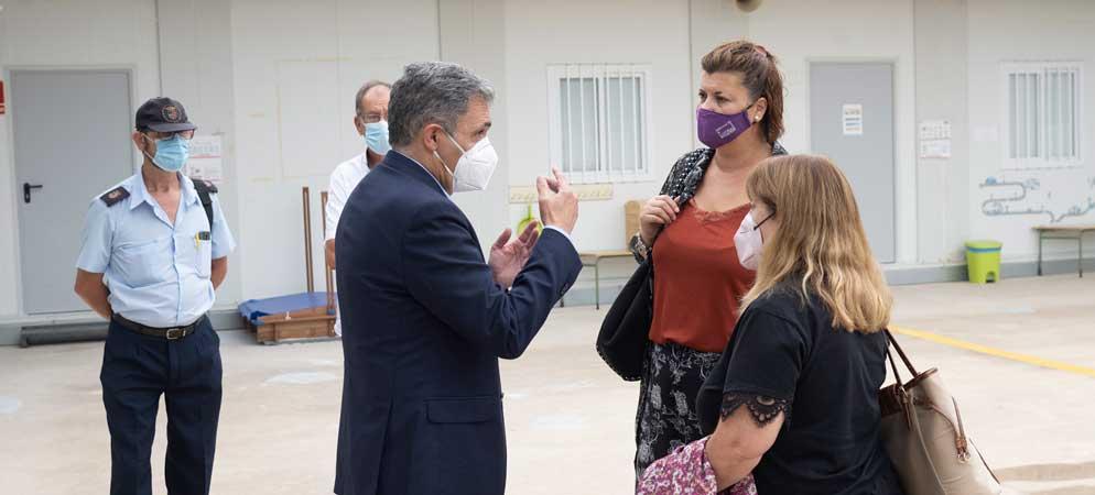 Soneja amplia hoy su oferta de servicios sociales con ayuda de Diputación