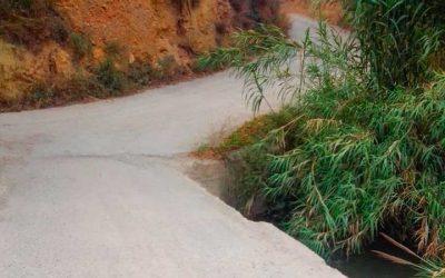 Segorbe no recibirá ayudas para arreglar los caminos