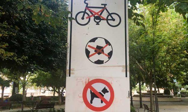 SP exige el «inmediato»  permiso de entrada de perros en parques
