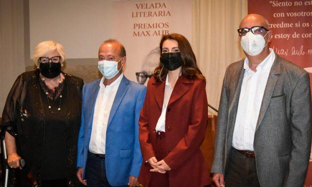 Fundación Max Aub celebró ayer una doble entrega de premios