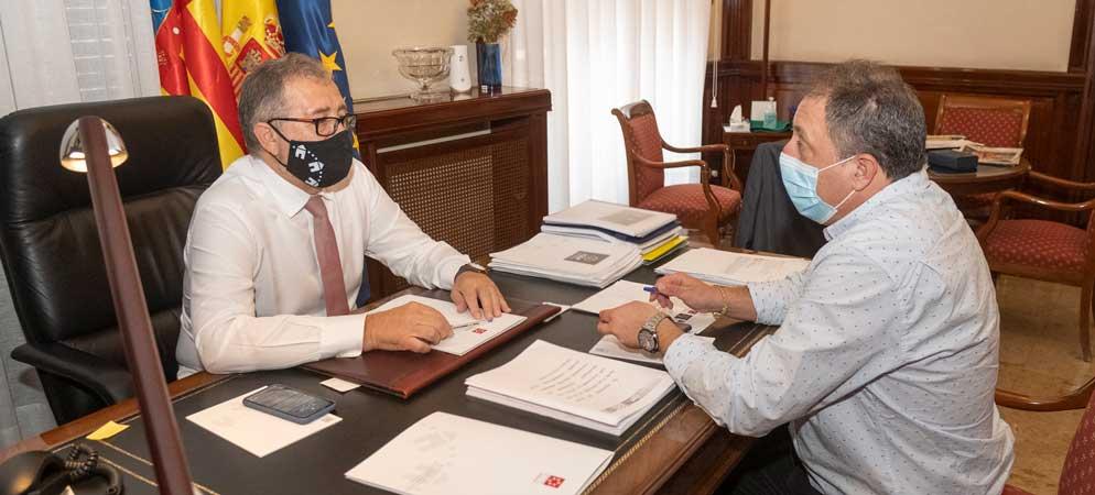 Diputación transferirá la próxima semana a los Ayuntamientos fondos contra la despoblación