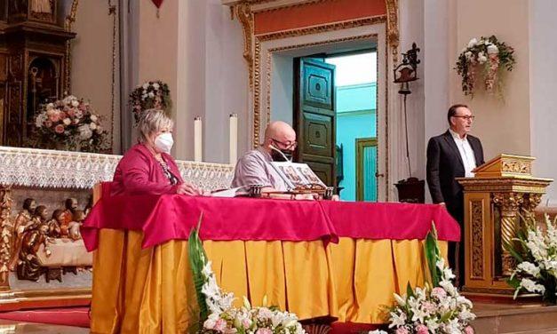 """Presentan el libro""""La Virgen de Gracia de la Villa Altura"""""""