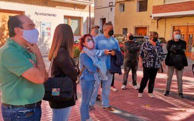 Jessica Miravete destaca la variada oferta turística del Alto Palancia