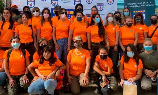 El día de la Mujer Cazadora reunió a 60 cazadoras en Altura